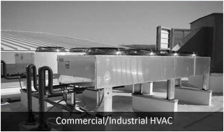 commercial or industrial HVAC